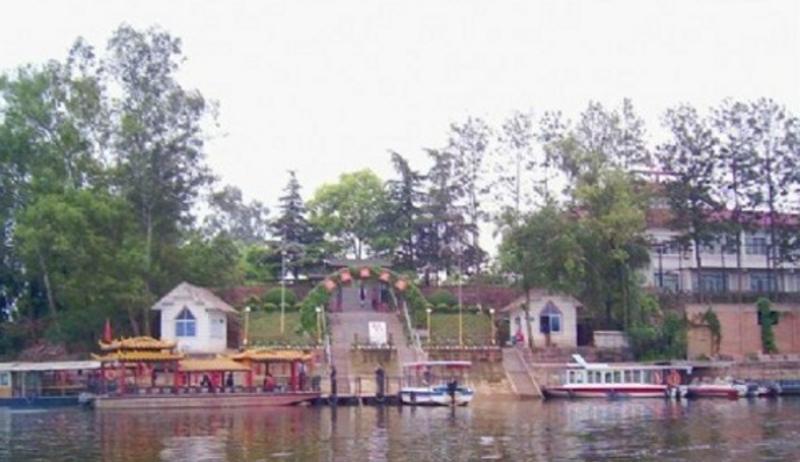 资阳市三岔湖 之 花岛风景图片