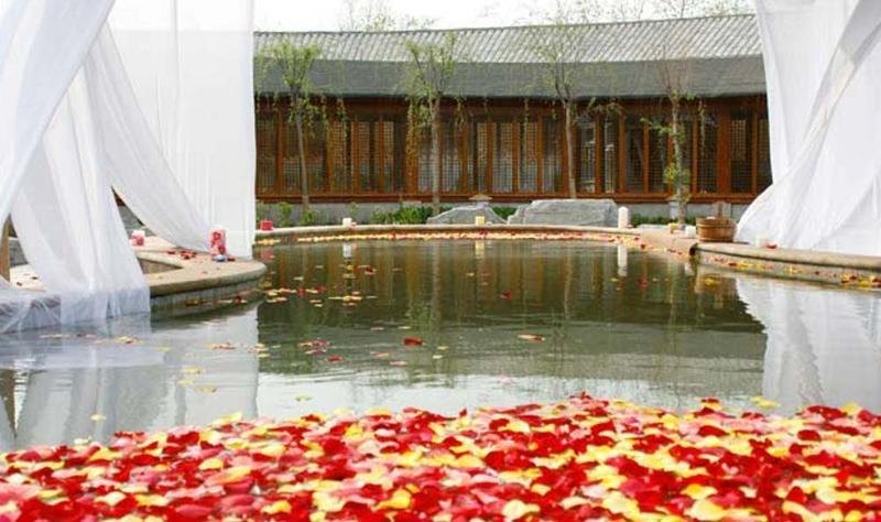 天沐江北水城温泉度假村景点图片