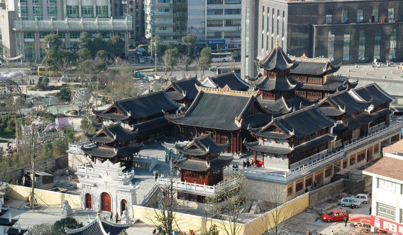 贵阳黔明寺景点图片