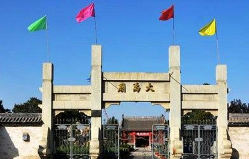 韩城周原大禹庙旅游风景图片