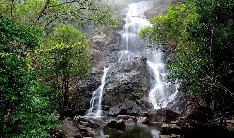 贺州十八水原生态园景点图片