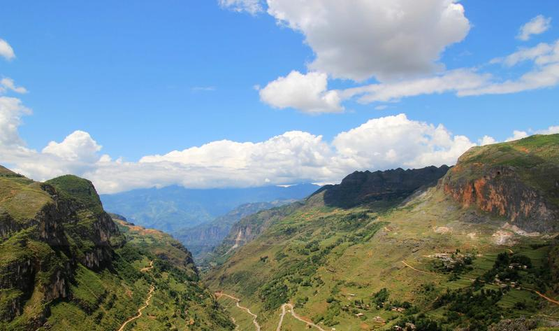 昭通巧家药山自然保护区景点图片
