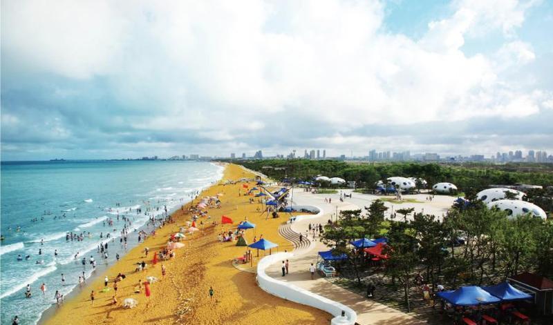 山东山海天旅游度假区景点图片
