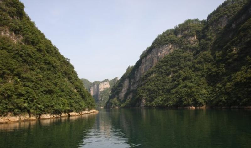 镇远舞阳河景点图片