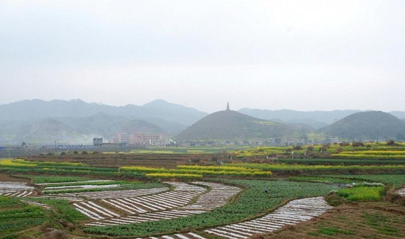贵州六枝郎岱古镇景点图片