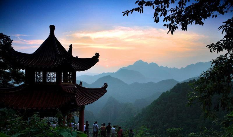 桂平西山景点图片