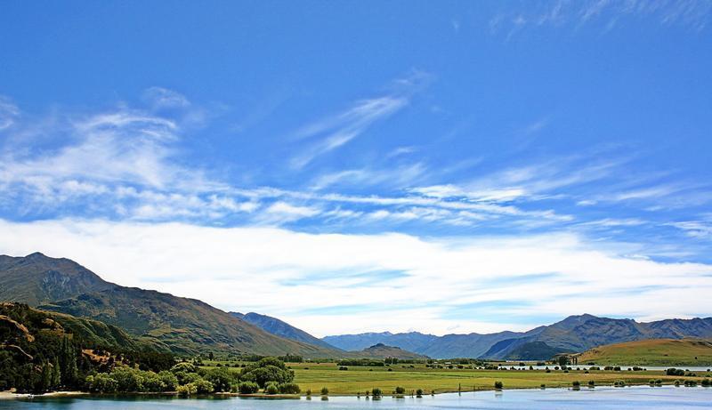 大理洱源西湖风景点图片