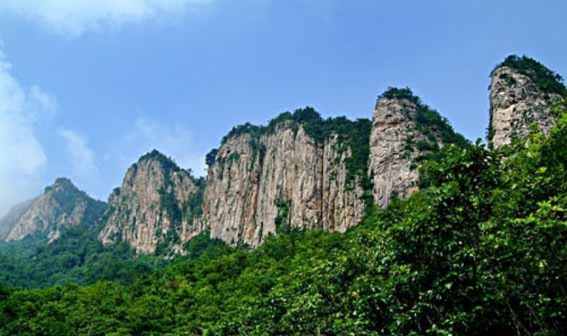 洛阳龙峪湾国家森林公园