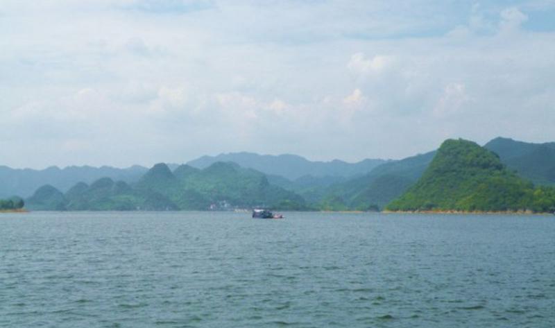 贵阳百花湖风景点图片