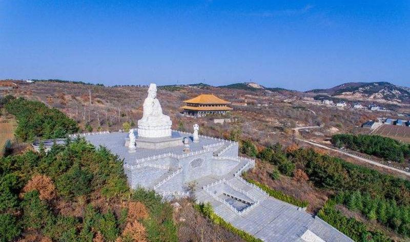 文登青龙生态旅游度假村景点图片