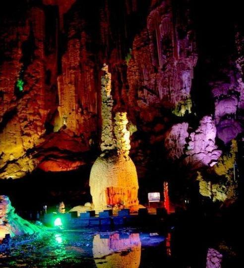 贵州织金洞景点图片