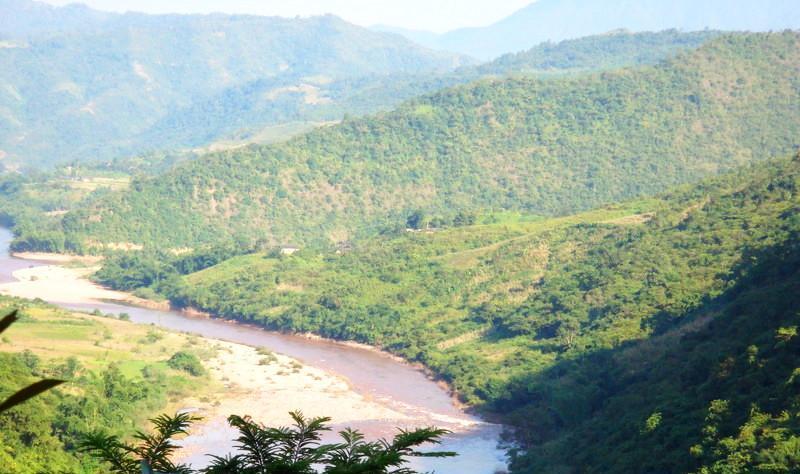 景谷威远江风景点图片