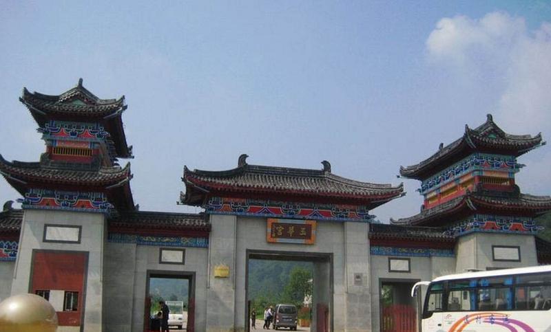 铜川唐玉华宫遗址景点图片