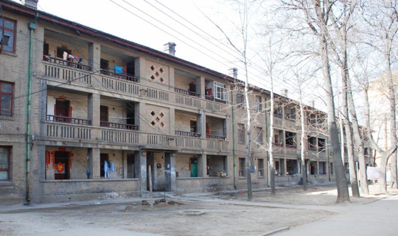 涧西工业遗产街