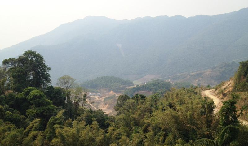 云南南滚河国家级自然保护区