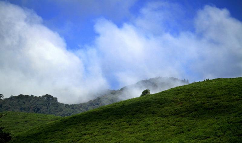 攀枝花攀西大裂谷格萨拉生态旅游区