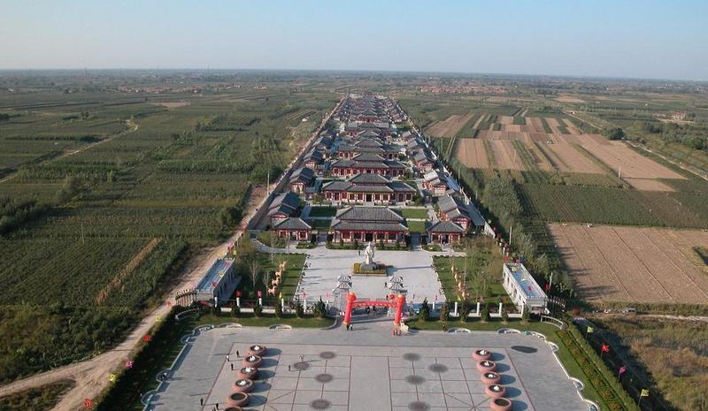 中国孙子兵法城景点图片