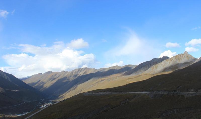 甘孜鸡丑山