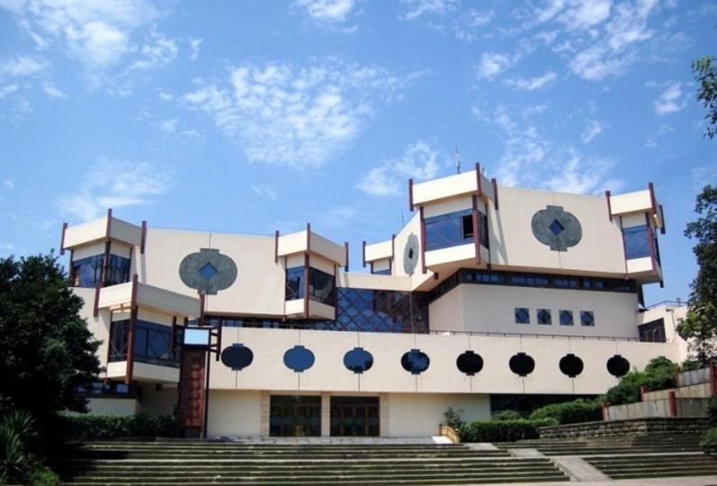 自贡彩灯博物馆