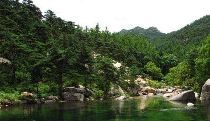 山东昆嵛山国家级自然保护区景点图片