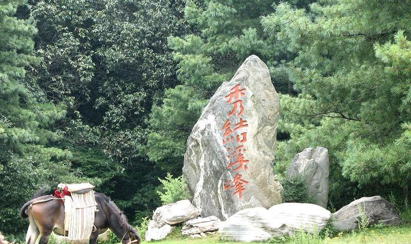 楚雄紫溪山风景点图片