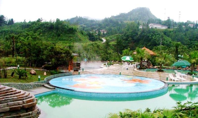 雅安周公山旅游景点图片