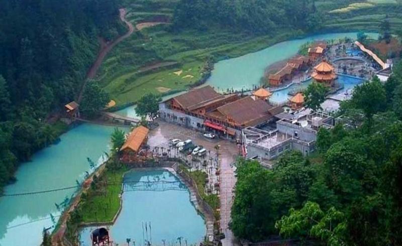 遵义枫香温泉景点图片