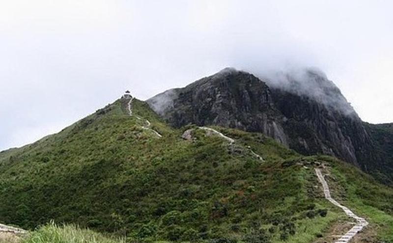 广西贺州姑婆山的图片和照片