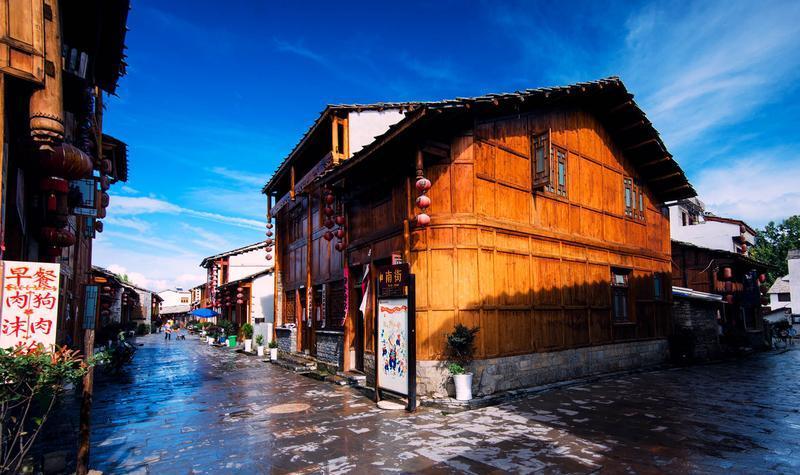 安顺旧州古镇景点图片