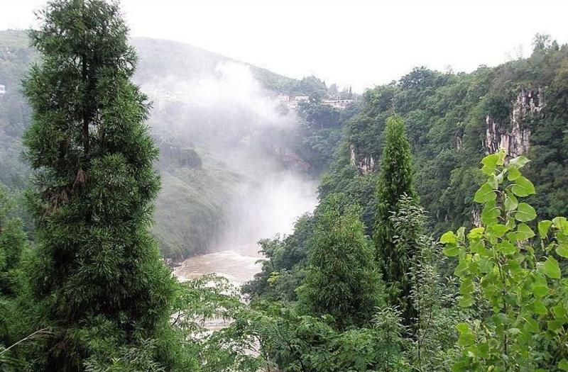 黄果树瀑布景点图片