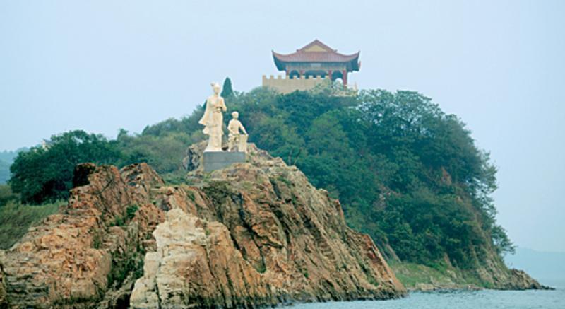 鄂州梁子岛生态旅游区