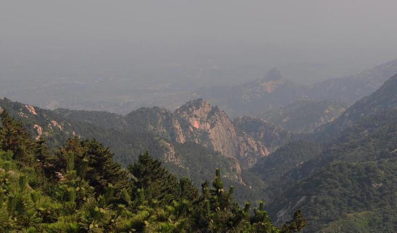 莱芜房干生态旅游区景点图片