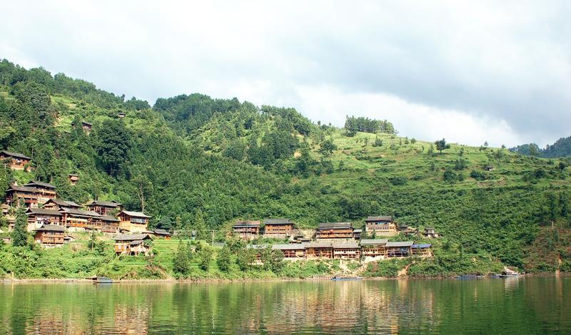 黔东南麻江下司风景点图片