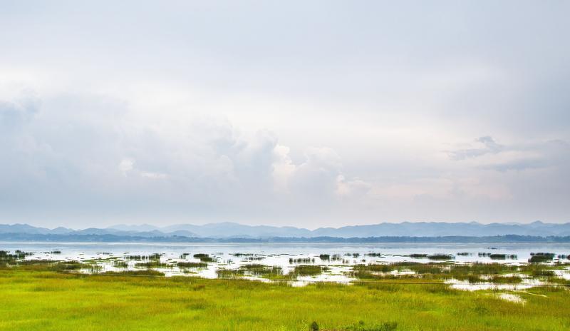 威宁草海国家级自然保护区景点图片