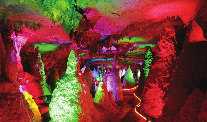 资中圣灵山国家地质公园的图片和照片