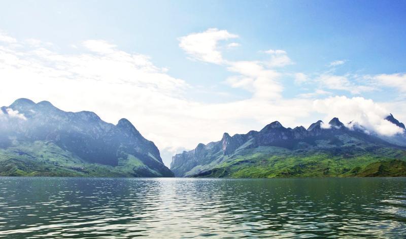 六枝牂牁江风景点图片