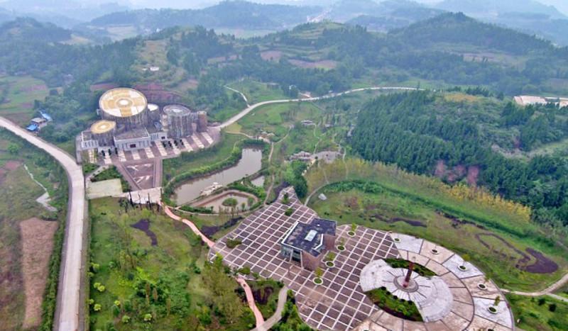 遂宁中华侏罗纪公园景点图片