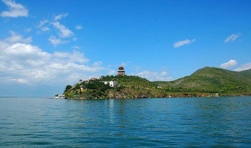 苍山洱海景点图片