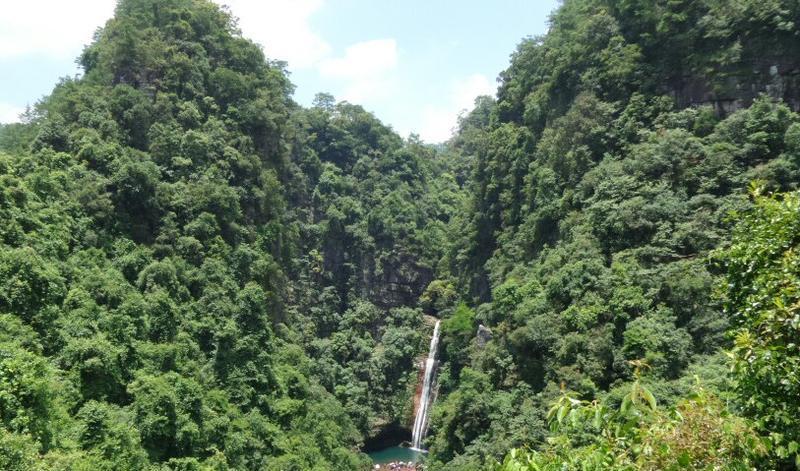 桂平龙潭国家森林公园景点图片