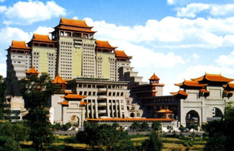 广西容县三名旅游区