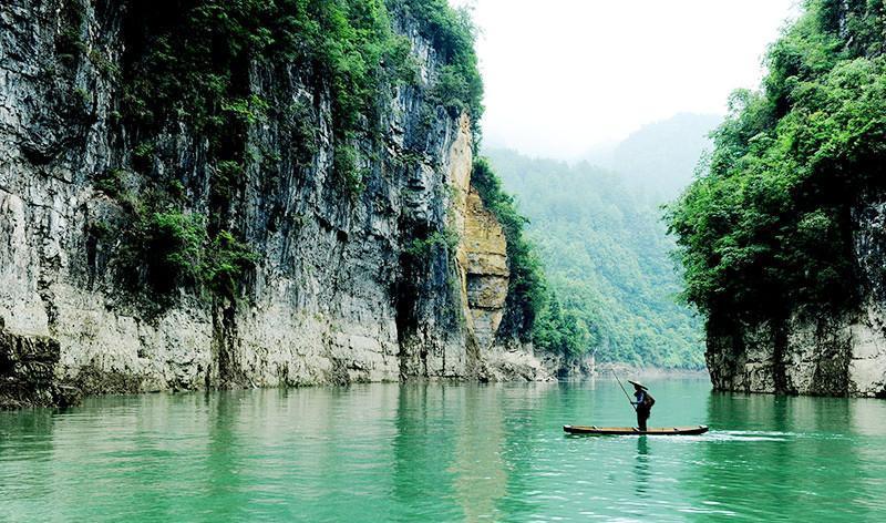 遵义清溪湖景点图片