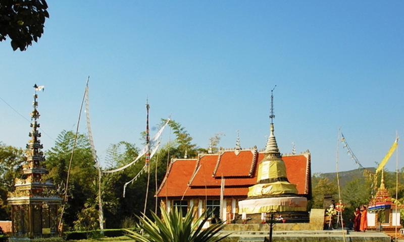 西双版纳傣王宫景点图片