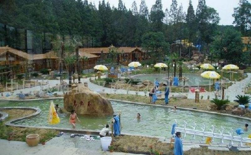 京山汤堰温泉的图片和照片