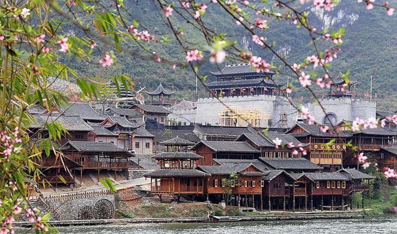 铜仁大明边城景点图片