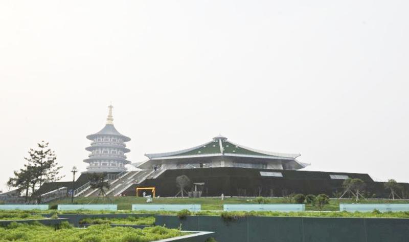 隋唐洛阳城国家遗址公园旅游风景图片