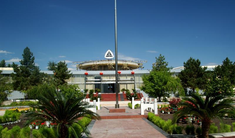 克拉玛依展览馆景点图片