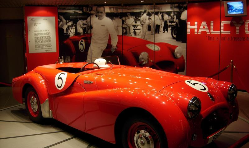 澳门大赛车博物馆 之 起源风景图片
