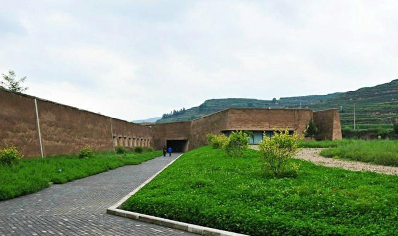 甘肃大地湾遗址博物馆