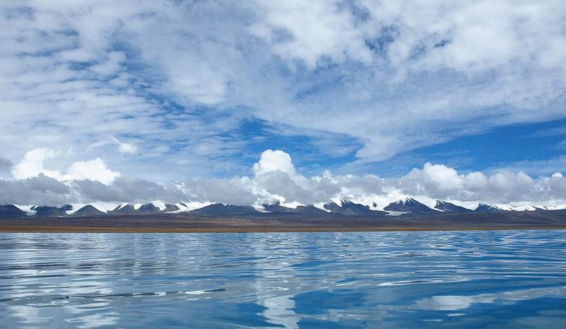 海西哈拉湖风景点图片