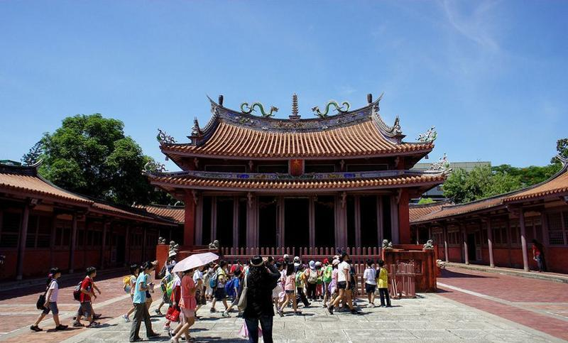 台南孔庙景点图片